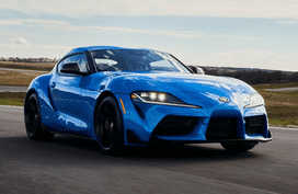 2021 Toyota Supra's power bump comes with a hefty price increase