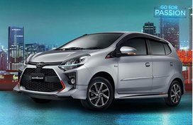 Most dressed-up 2020 Toyota Wigo costs extra P118,768