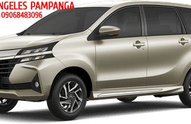 85K ALL IN PROMO! 2020 TOYOTA AVANZA1.3 E AT