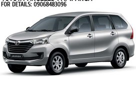 2020 TOYOTA AVANZA 1.3 E MANUAL