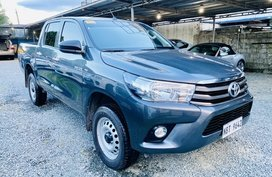 2019 TOYOTA HILUX DIESEL MANUAL FOR SALE