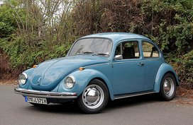 Volkswagen Beetle Type 1: The little bug that could