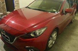 2015 Mazda 3 2.0L Skyactiv