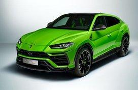 2021 Lamborghini Urus Pearl Capsule lets you play with color