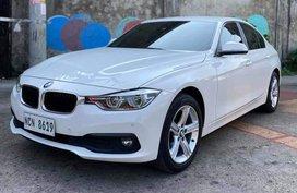 BMW 318D 2017
