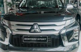 2020 Mitsubishi Montero