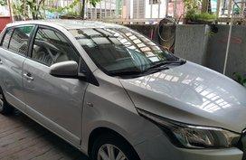 2015 Toyota Yaris 1.3E Automatic