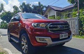 2016 Ford Everest 2.2L Titanium AT