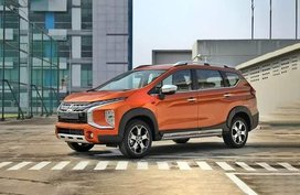 Brand New Mitsubishi Xpander Cross