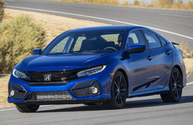 Honda stops selling the Civic sedan… in Japan?