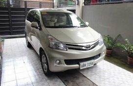 2015 Toyota Avanza G
