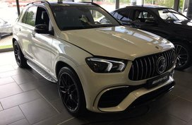 2021 MERCEDES BENZ GLE63S