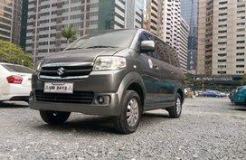 Grey Suzuki Apv 2016 for sale in Manila