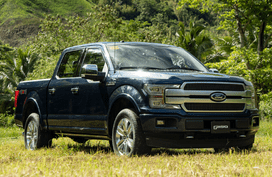 Ford F-150 makes PH comeback with starting price of P2.69M