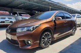Toyota Altis 2014 2.0 V Automatic