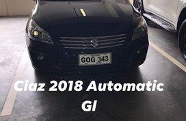 SUZUKI CIAZ 2018 AUTOMATIC BLACK (MANILA/MAKATI)