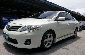 Toyota Altis 2013 1.6 V Automatic
