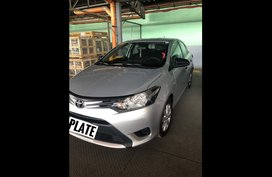Silver Toyota Vios 2015 for sale in Paranaque City