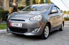 Sell Silver 2016 Mitsubishi Mirage in Manila