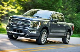 2021 Ford F-150 revealed: First hybrid variant, over-the-air updates