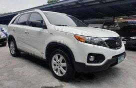 Kia Sorento 2011 Acquired