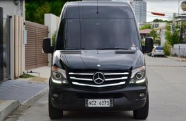 2017 Mercedes Benz Sprinter LWB