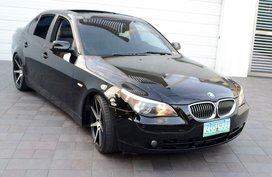 BMW E60 Rare 550i 2007