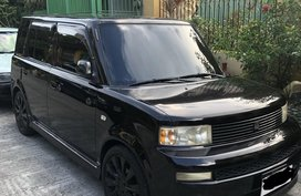 Sell Black 2004 Toyota Bb in Manila