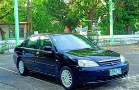 Selling Black Honda Accord 2002 in Manila