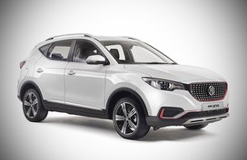 MG gives ZS crossover red accents with special edition model