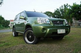 Sell Green 2005 Nissan X-Trail in Manila