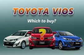 Which 2020 Toyota Vios should you buy?