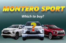 Which 2020 Mitsubishi Montero Sport should you buy?