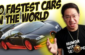 10 Fastest Cars in the World in 2020
