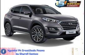 Hyundai Tucson GL CRDI 8 AT Dsl