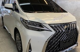 Brand New 2020 Lexus LM350 LM 350 not Alphard