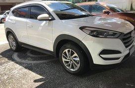 2016 Hyundai Tucson 2.0 E