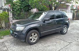 Selling Black Suzuki Grand Vitara 2007  in Marikina
