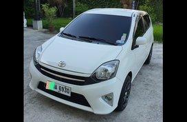 Sell White 2015 Toyota Wigo in Cavite City