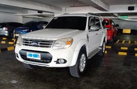 2014 Ford Everest Limited Edition
