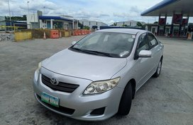 Toyota Altis 2008 Manual