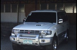 White Mitsubishi Pajero 2003  for sale in Vigan