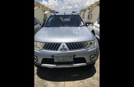 Selling Silver Mitsubishi Montero Sport 2009 in Bacoor