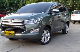 2018 Toyota Innova V Diesel Automatic TOP OF THE LINE