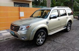 2012 Ford Everest (Limited) 4X2