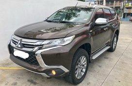 2016 Mitsubishi Montero Gls