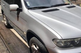 Sell Silver 2005 Bmw X5 in Quezon City