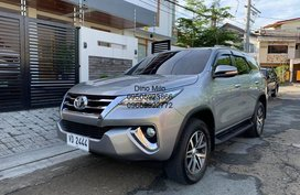 2016 Toyota Fortuner V 4x2