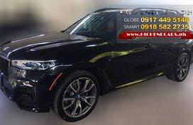 2020 BMW X7M 50i FULL OPTIONS
