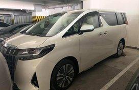 2020 Toyota Alphard 3.5L